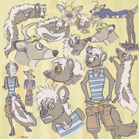 Sketchdump by MaxxisBack