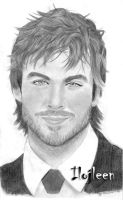 Ian Somerhalder 01 by Ilojleen