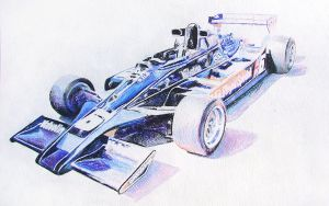 Lotus 78 by johnwickart