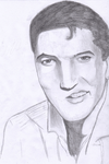 Elvis Presley by JesusFreak-4Ever