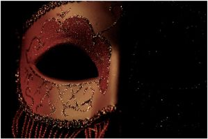 Materialistic Mask by Katib