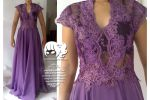 Purple Dress by oruntia