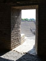 Doorway to an Ancient Theatre by Daishine