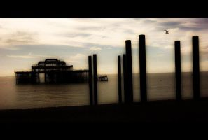 Brighton by jojomcclay