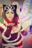 Ahri Midnight by CarrieSweet