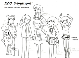 200 Deviation by Lea-Loo