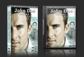 John Doe TV Series DVD Cover by dhrandy