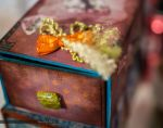 Decorated matchbox by Leopoldovna