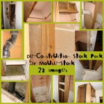De-Construction Stock Pack by Mouse-Stock