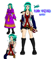 Punk Hazard Outfit by zoro4me3