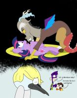 What if Discord tries to...? by Cartuneslover16