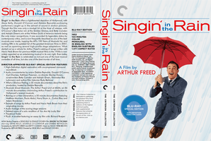 Singin' in the Rain - Criterion Collection by FrankRT