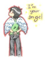 im your angel by alekun-uzumaky