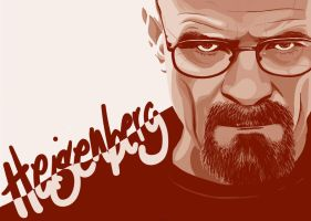 Walter White by knucklesclenched