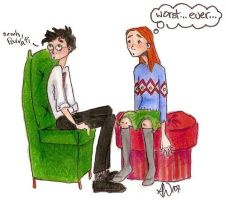 Poor Ginny by Felipa