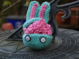 Bunny Head by UnicornReality