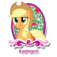 Applejack by Airanwolf