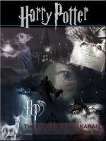HARRY POTTER BOOKCOVER by Vee-Deviant