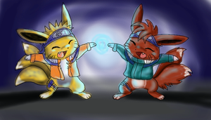 lets put our powers together by timmy-gost
