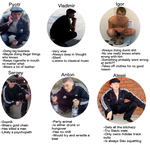 tag yourself by catstitches