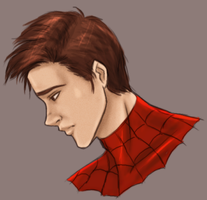Peter Parker by TheCatlady