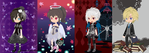 Theme Adopts ::Gothic Lolita:: CLOSED by That-one-Author-girl
