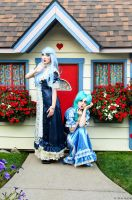 Welcome to the Doll House. by LittleBitLizbit
