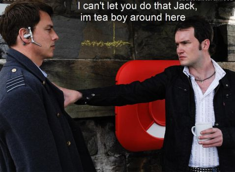 I cant let you do that jack by georgie1717