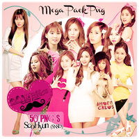 Mega Pack PNG Seohyun (SNSD) by GAJMEditions