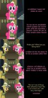 Pinkie Pie Says Goodnight: Daring Doh! by MLP-Silver-Quill