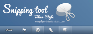 Snipping Tool Token Style by MayFlyArt