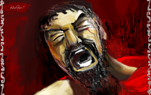 King Leonidas by altergromit