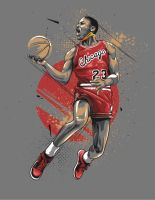 Michael Air Jordan by earlsonvios