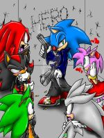 Who Says I Can't... by SonicGirlGamer71551