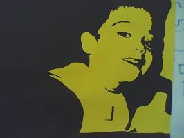 Shawn Stencil by britt-dvorak
