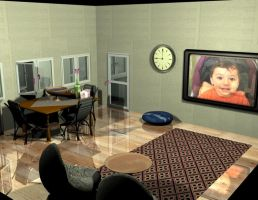 3d room by leographics