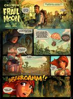 Children of Frail Moon by cuervoscuro