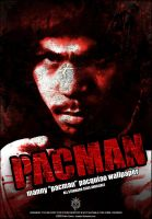 Manny 'Pacman' Pacquiao by deadPxl