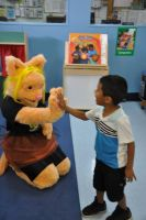 High Five! RCMA October Appearance 2014 by OrangeTabby106