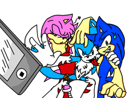 Group Picture by CrystalTheRenahog