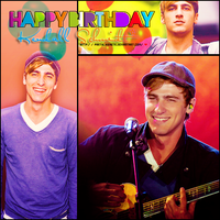 Happy Birthday Kendall Schmidt by PartyLikeaBTR