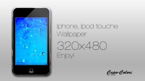 Iphone Water by Capo-Colori