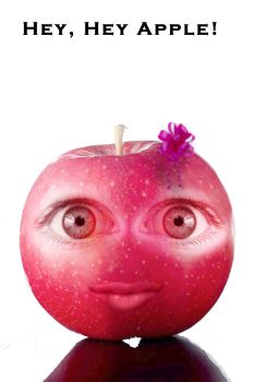 Annoying Apple by F4wk3s