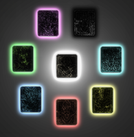 Mystery Tiles EON by icycatelf