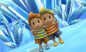 MMD - Lucas and Claus by JackFrostOverland