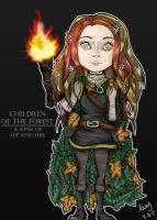 aSoIaF: Children of the Forest by Nymstark