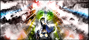 Asagi reigns supreme by DarkSol222