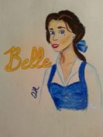 Day 1: Belle by mmskid6