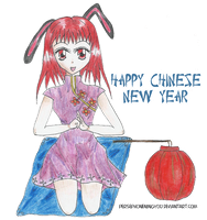 Happy Chinese New Year by PersephoneNingyou