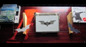 Making of The Dark Knight bag by heinpold